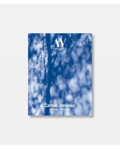AV Monographs 196: Carlos Jimenez 30 years, 30 works