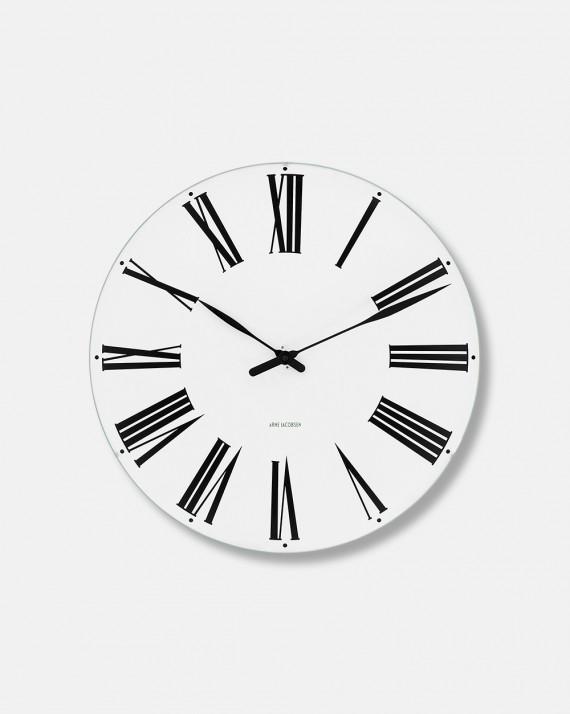 Arne Jacobsen Roman Clock vægur dia 29 cm - design 1942