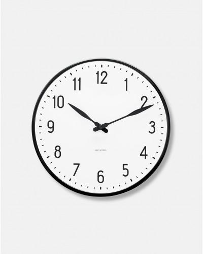 Arne Jacobsen Station Wall Clock dia 29 cm