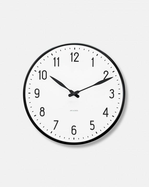 Arne Jacobsen Station vægur dia 29 cm