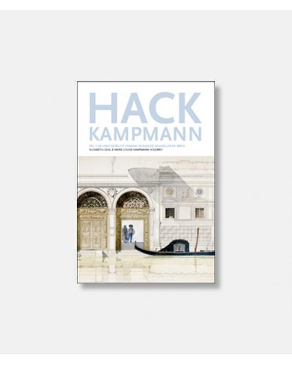Hack Kampmann del I - de unge år belyst gennem tegninger, akvareller og breve