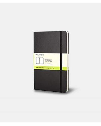 Moleskine notesbog stor