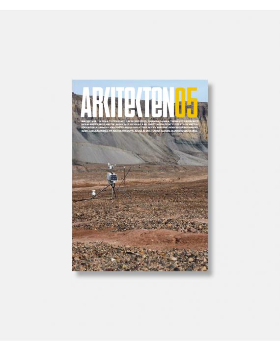 Arkitekten nr. 05 2017