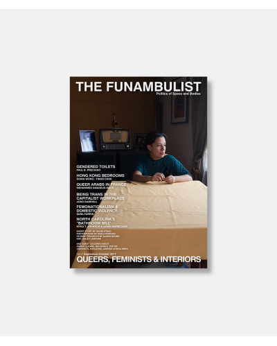 The Funambulist No 13 2017