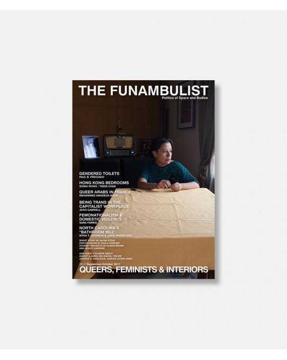 The Funambulist No 13 2017