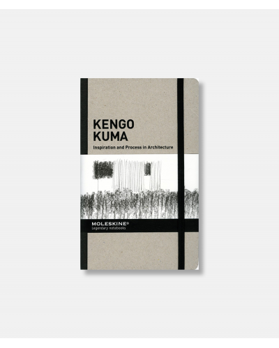 Moleskine - Kengo Kuma Inspiration and Process in Architecture