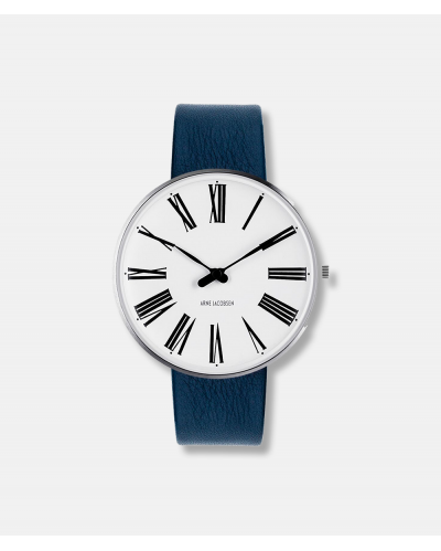 Arne Jacobsen Roman Clock dia 40 mm - design 1942