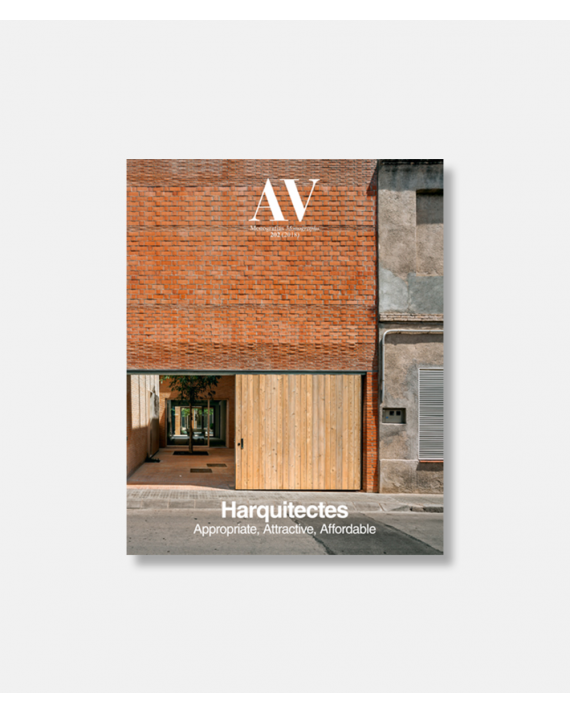 AV Monographs 202: Harquitectes