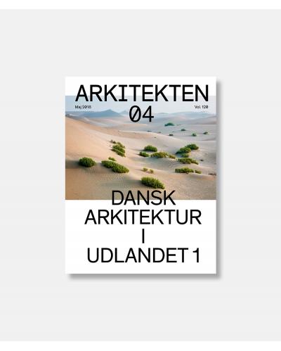 Arkitekten nr. 04 2018