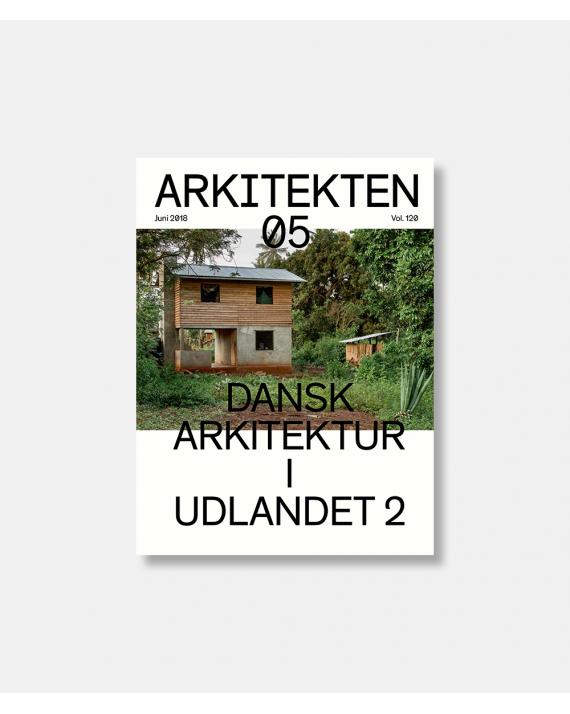 Arkitekten nr. 05 2018