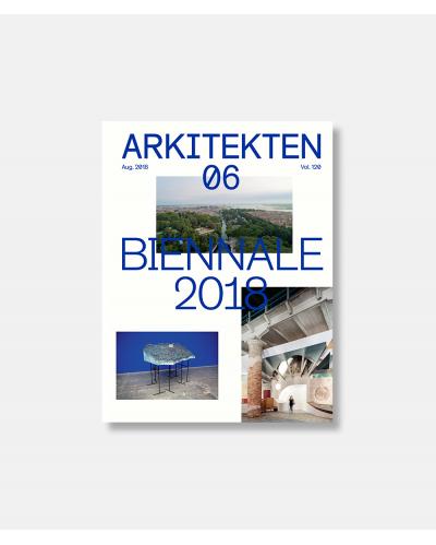 Arkitekten nr. 6 2018