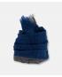 Uldtørklæde Skyline Blue Thunder - Margit K