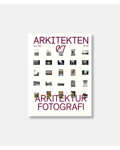 Arkitekten nr. 7 2018