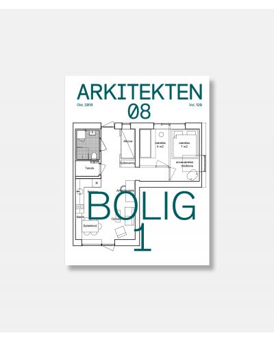 Arkitekten 08 2018