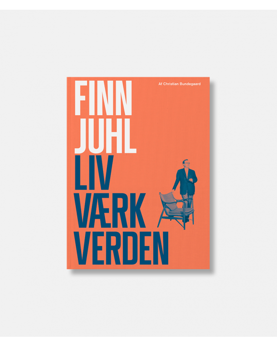 Finn Juhl. Liv.Værk. Verden