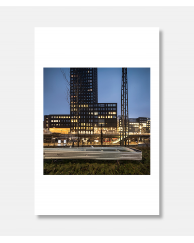 Carlsberg Station - arkitekturfotografi Jens Markus Lindhe