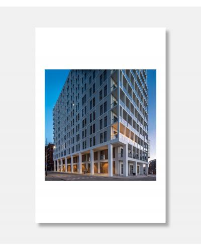 Frihavnstårnet - arkitekturfotografi af Jens Markus Lindhe