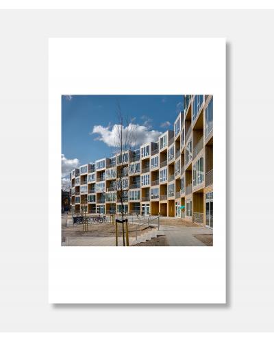 Dortheavej - arkitekturfotografi af Jens Markus Lindhe