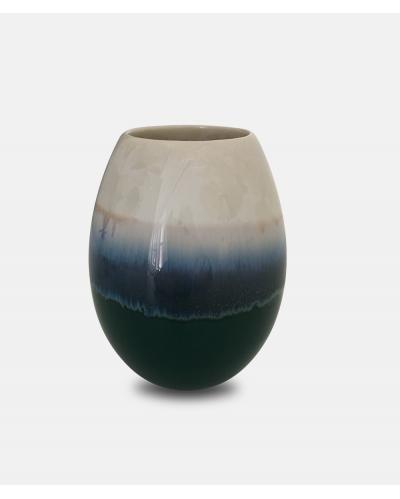Crystal Glaze Vase nr. 5 - Wauw design
