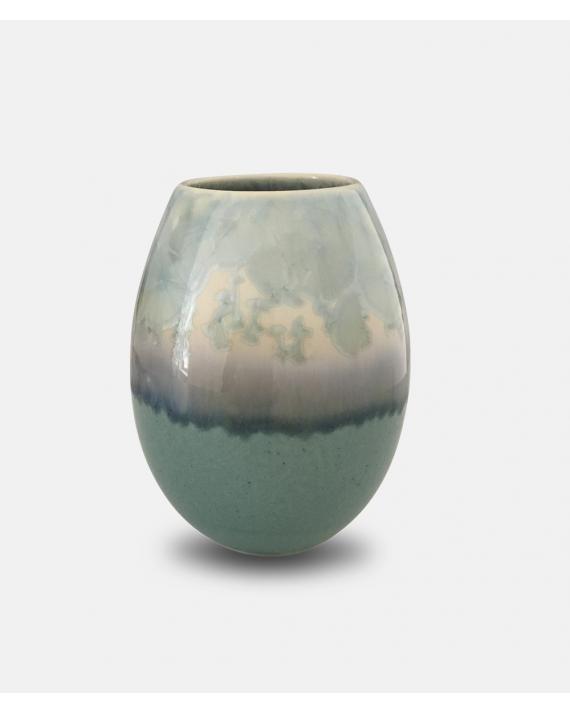 Crystal Glaze Vase nr. 6 - Wauw design
