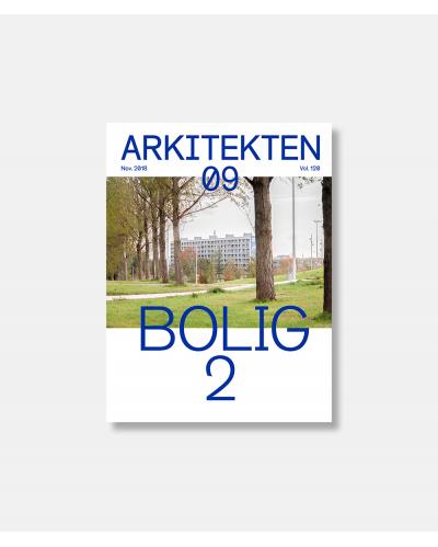 Arkitekten 09 2018