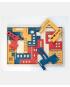 Bauhaus - Byg en by og puslespil