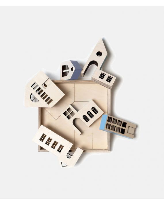 København - Byggeklodser og Puslespil