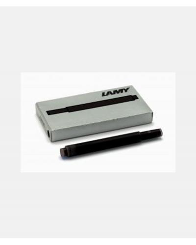 Lamy Safari fyldepen T10 patroner - 5 pak - sorte