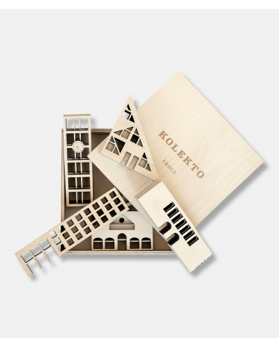 Århus - byggeklodser og puslespil