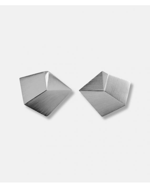 Flake cufflinks