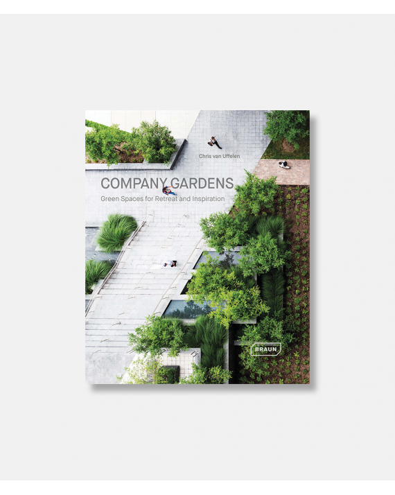 Company Gardens - Great Spaces for Retreat and Inspiration