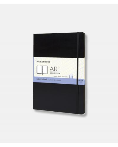 Moleskine sketchbook A4 21 x29,7 cm