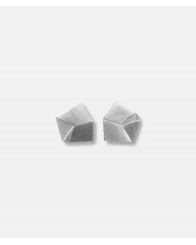 Flake earstuds