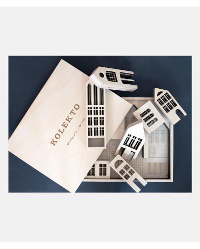 Metropol - Byggeklodser og puslespil