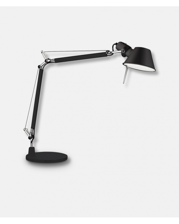 Tolomeo bordlampe mini