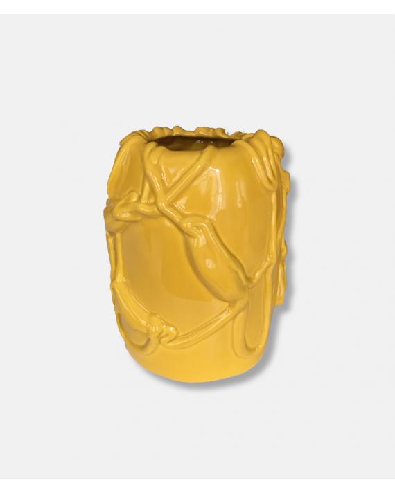 Michael Kvium Empire Yellow