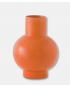 Raawii XL vase orange