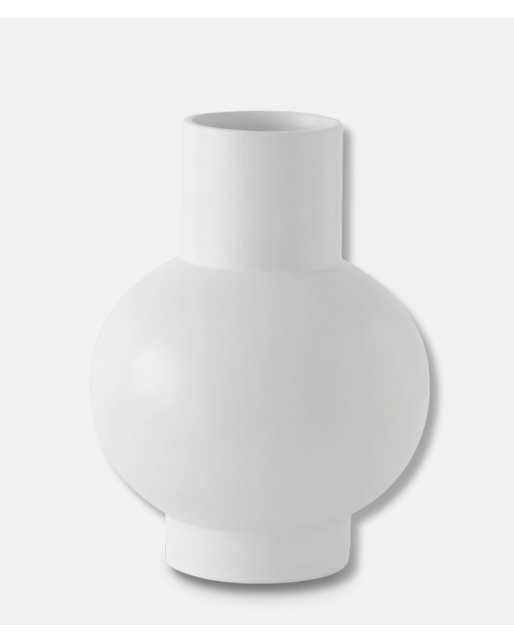 Raawii XL vase Vaporous Grey