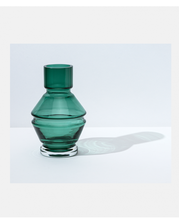 Raawii Relæ vase lille Bristol Green
