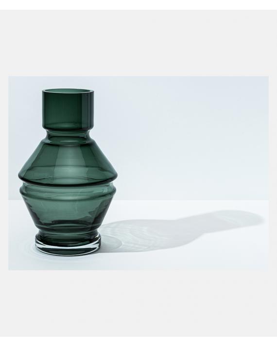 Raawii Relæ stor vase Cool Grey