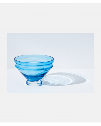 Raawii Relæ small bowl aquamarine blue