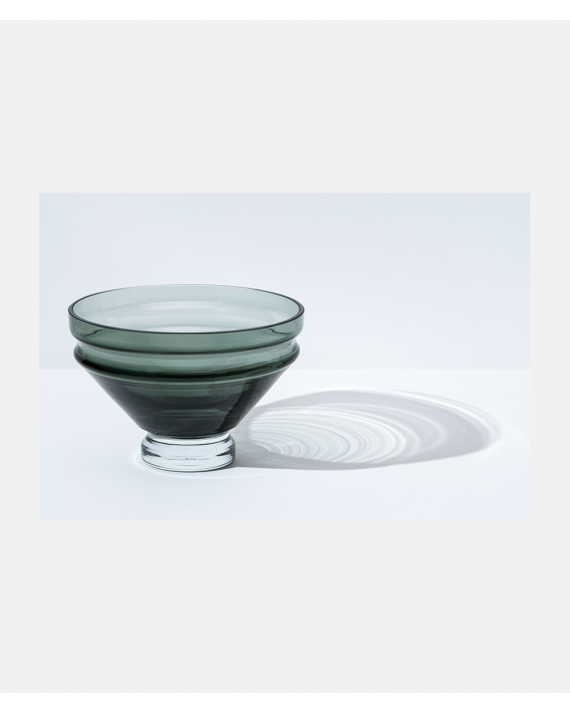 Raawii Relæ small bowl Cool Grey