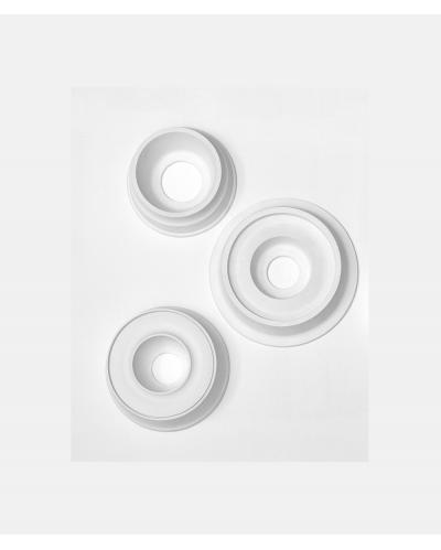 Rotunda tre stk - Jacob Sebastian Bang