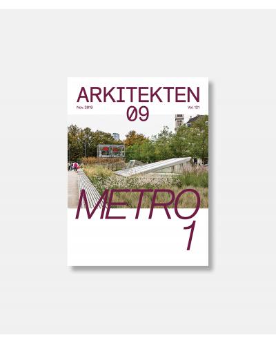 Arkitekten nr. 09 2019