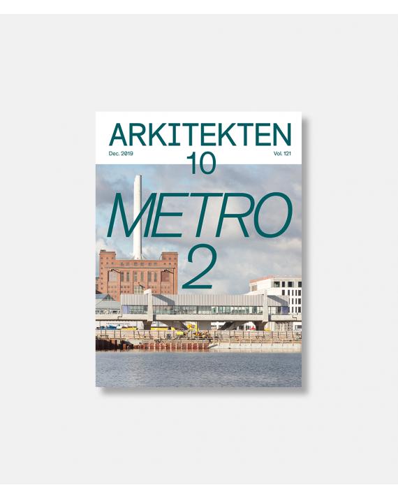 Arkitekten nr. 10 2019