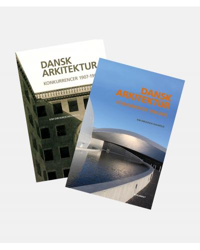 Dansk arkitektur konkurrencer bind I og II - særpris