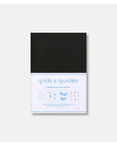 Grids and Guides - Notebook for Visual Thinkers