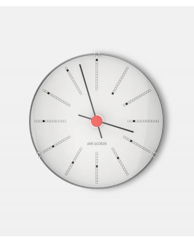 Arne Jacobsen Banker Clock Ø 12 cm