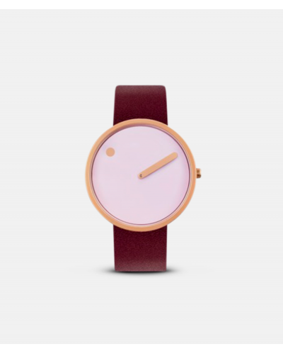 PICTO rose pink / mat rosa gold 30 mm