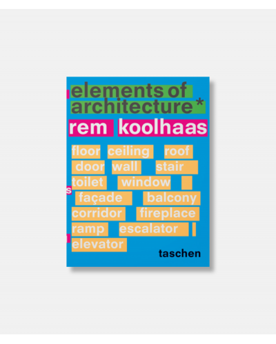 Elements of Architecture - Rem Koolhaas